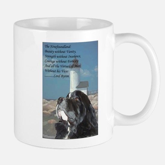Lord Byron Landseer2 Mug