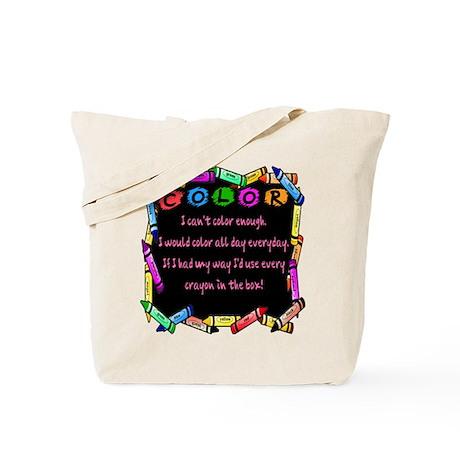 SATC Samantha Sex Quote Tote Bag