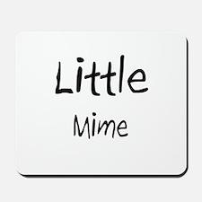 Little Mime Mousepad