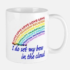 Rainbow for Girls Mug
