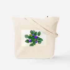 African Violet Tote Bag