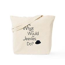 Cute W.w.j.d. Tote Bag