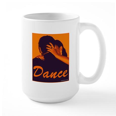 DANCE Large Mug