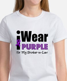 Purple Ribbon BIL Tee