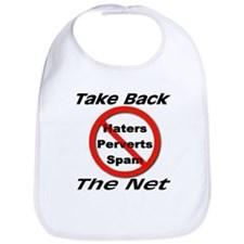 Take Back The Net Bib