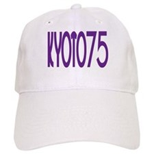 KYOTO JAPAN NUMBER/PURPLE Baseball Cap