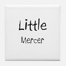Little Mercer Tile Coaster
