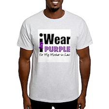 Purple Ribbon MIL T-Shirt