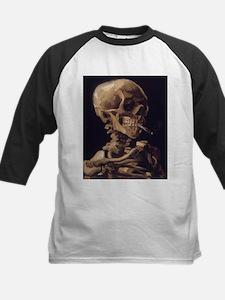 Van Gogh Skull Tee