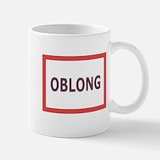 Oblong - Mug