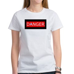 DANGER (really, no shit) Tee
