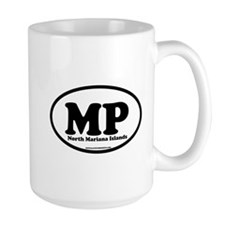 North Mariana Islands Mug