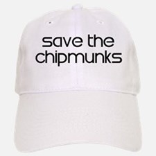 Save the Chipmunks Baseball Baseball Cap