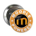 Moodle Powered Button