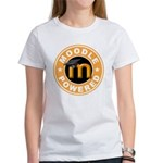 Moodle Powered Women's T-Shirt