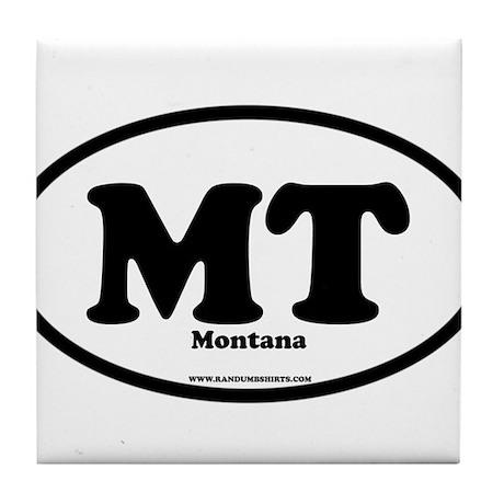 Montana Tile Coaster