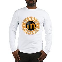 Moodle Powered Long Sleeve T-Shirt