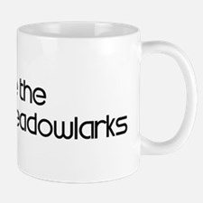 Save the Eastern Meadowlarks Mug