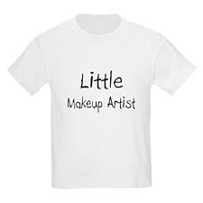 Little Makeup Artist T-Shirt
