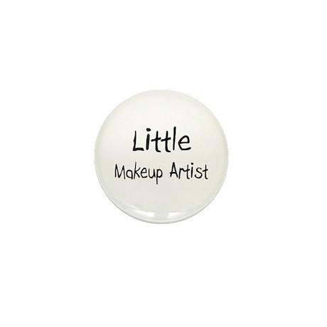 Little Makeup Artist Mini Button (10 pack)