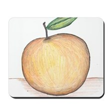 Peach Mousepad