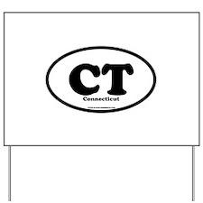 Connecticut Yard Sign