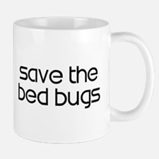 Save the Bed Bugs Mug