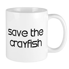 Save the Crayfish Mug