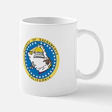 SACRAMENTO-SEAL Mug