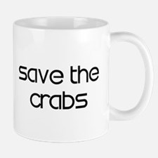 Save the Crabs Mug