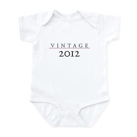 Vintage 2012 Infant Bodysuit