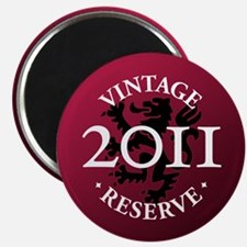 Vintage Reserve 2011 Magnet