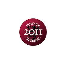Vintage Reserve 2011 Mini Button
