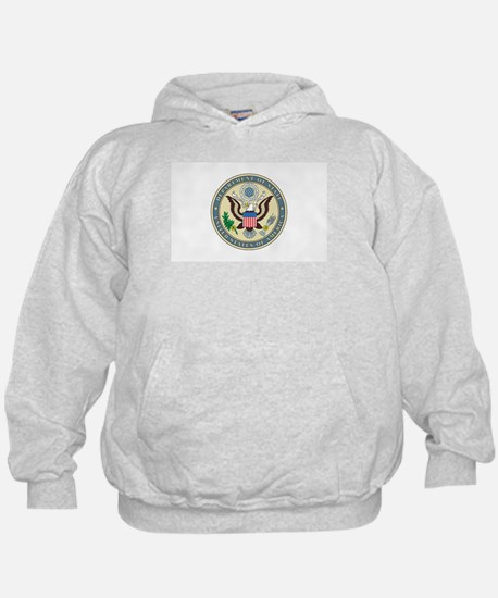 STATE-DEPARTMENT-SEAL Hoody