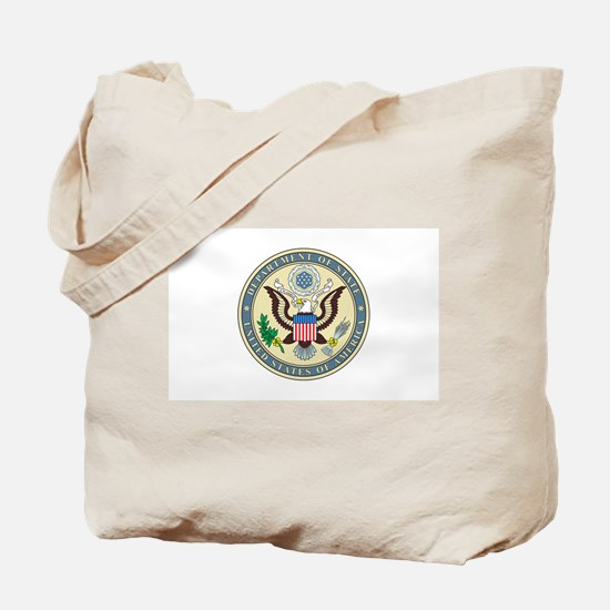 STATE-DEPARTMENT-SEAL Tote Bag