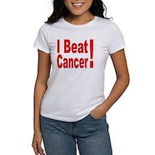 I Beat Cancer Tee