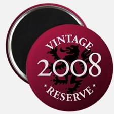 Vintage Reserve 2008 Magnet