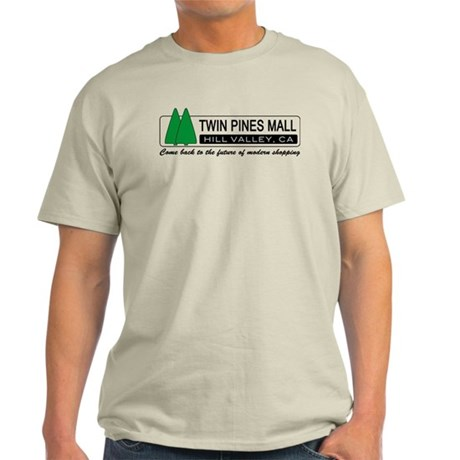 BTTF 'Twin Pines Mall' Light T-Shirt