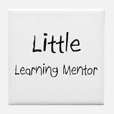 Little Learning Mentor Tile Coaster