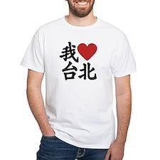 I love Taipei Shirt