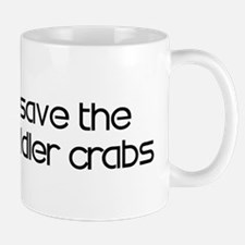 Save the Fiddler Crabs Mug