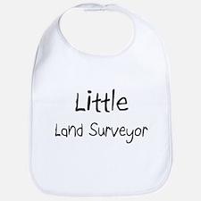 Little Land Surveyor Bib