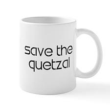 Save the Quetzal Mug