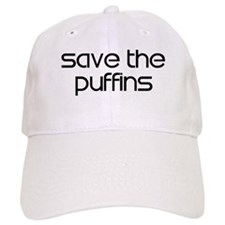 Save the Puffins Baseball Cap