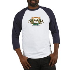 Nevada Baseball Jersey