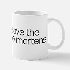 Save the Pine Martens Mug