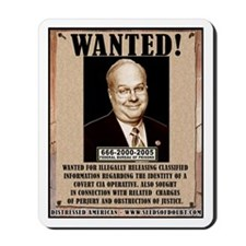 Rove Wanted Mousepad
