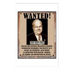 Rove Wanted Postcards (Package of 8)