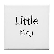 Little King Tile Coaster