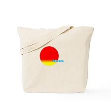 Abram Tote Bag
